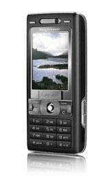 Sony Ericsson K800i med abonnement
