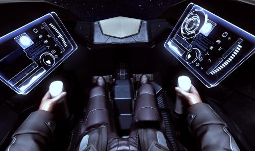 EVE-VR til PC