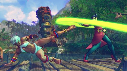 Ultra Street Fighter IV til Playstation 4