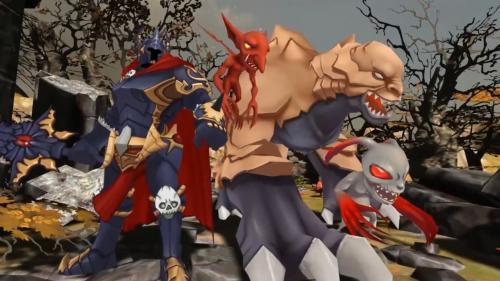 Soul Saga til Playstation Vita