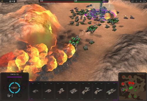 Conquer Mars til PC