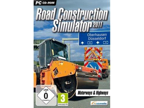 Road Construction Simulator 2011 til PC