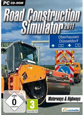 Road Construction Simulator 2011 til PC