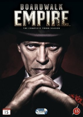 HBO Boardwalk Empire - Sesong 3
