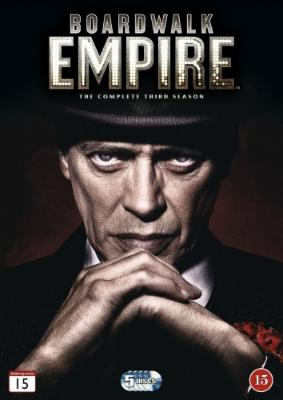 HBO Boardwalk Empire - Sesong 3