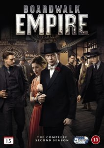 HBO Boardwalk Empire - Sesong 2
