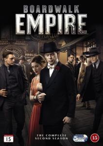 HBO Boardwalk Empire - Sesong 2