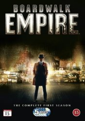 HBO Boardwalk Empire - Sesong 1