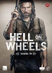 AMC Hell On Wheels - Sesong 2