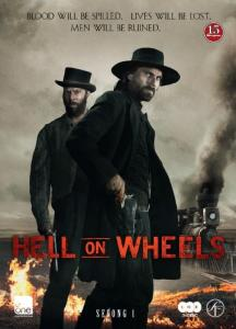 AMC Hell On Wheels - Sesong 1