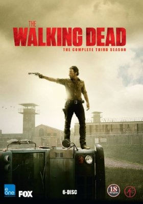 AMC The Walking Dead - Sesong 3