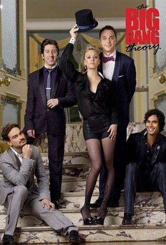 CBS Big Bang Theory - Sesong 6