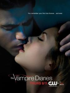 The CW The Vampire Diaries - Sesong 4