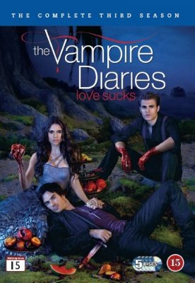 The CW The Vampire Diaries - Sesong 3
