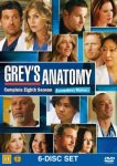 ABC Grey's Anatomy - Sesong 8