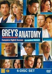 ABC Grey's Anatomy - Sesong 8