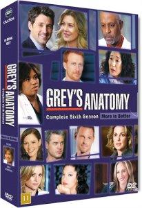 Grey's Anatomy - Sesong 6