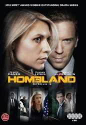 Showtime Homeland - Sesong 2