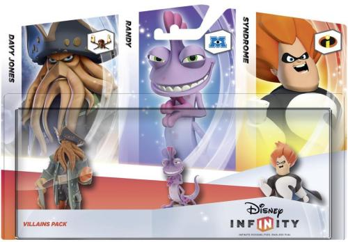 Disney Infinity 3-Pack Villains