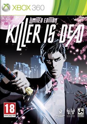 Killer is Dead til Xbox 360