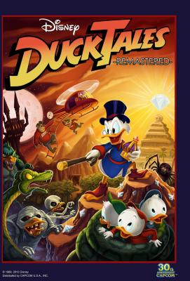 DuckTales Remastered til Wii U