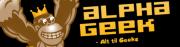 Alphageek logo
