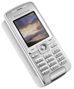 Sony Ericsson K310i med abonnement