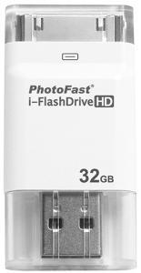 PhotoFast i-FlashDrive HD 32GB
