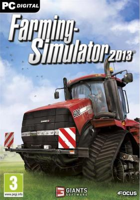 Farming Simulator 2013 til PC