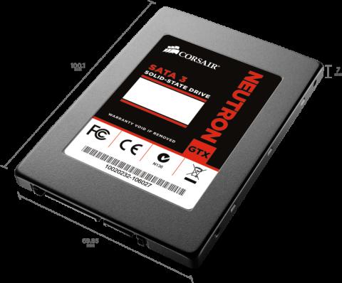 Corsair Neutron Series GTX 480GB