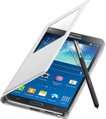 Samsung S-View Wireless Charging Note 3 Qi