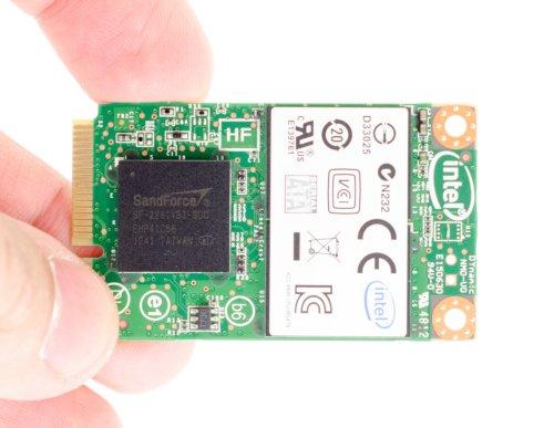Intel 525 Series mSATA SSD 240GB