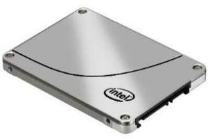 "Intel DC S3700 Series 1.8"" SSD 400GB"