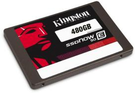 Kingston SSDNow E50 480GB