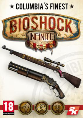 BioShock Infinite – Columbia's Finest til PC