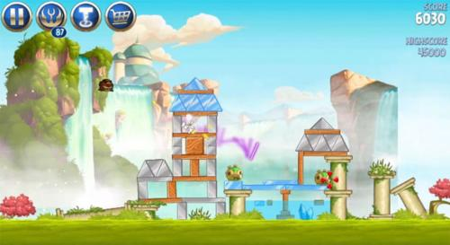 Angry Birds Star Wars II til iPhone