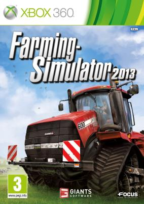 Farming Simulator 2013 til Xbox 360