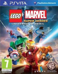 LEGO Marvel Super Heroes til Playstation Vita