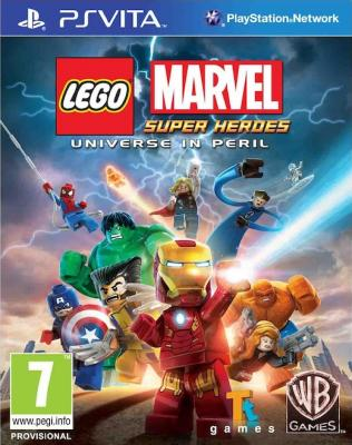 LEGO Marvel Super Heroes til Playstation Vita