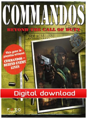 Commandos: Beyond the Call of Duty til PC