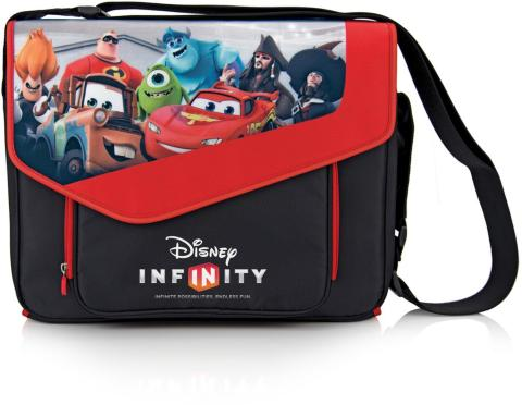 Disney Infinity Pack and Play bag