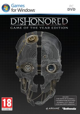 Dishonored: Game Of The Year Edition til PC
