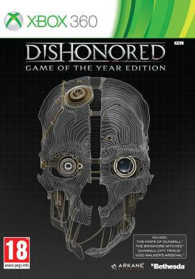 Dishonored: Game Of The Year Edition til Xbox 360
