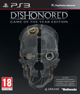Dishonored: Game Of The Year Edition til PlayStation 3