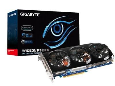 Gigabyte Radeon R9 270X OC 2GB Windforce 3X