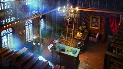 Gabriel Knight: Sins of the Fathers – 20th Anniversary Edition til PC