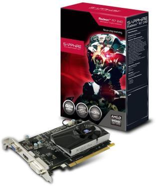 Sapphire Radeon R7 240 4GB