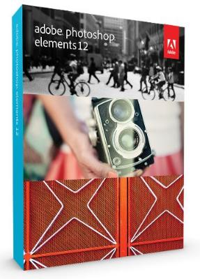 Adobe Photoshop Elements 12 Full pakke