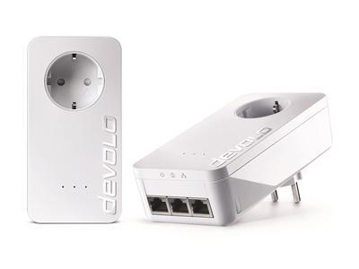 Devolo dLAN 650 AV Triple+ Starter Kit
