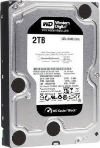 Western Digital Desktop Black 2TB